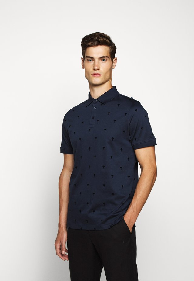 PASCAL - Polo - dark blue