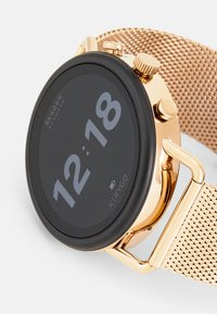Skagen Connected - FALSTER - Hodinky - rose gold-coloured - 4