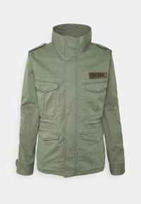 STROUDE - Summer jacket - forest green