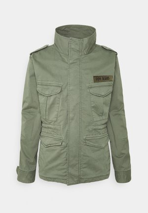 STROUDE - Summer jacket - forest green