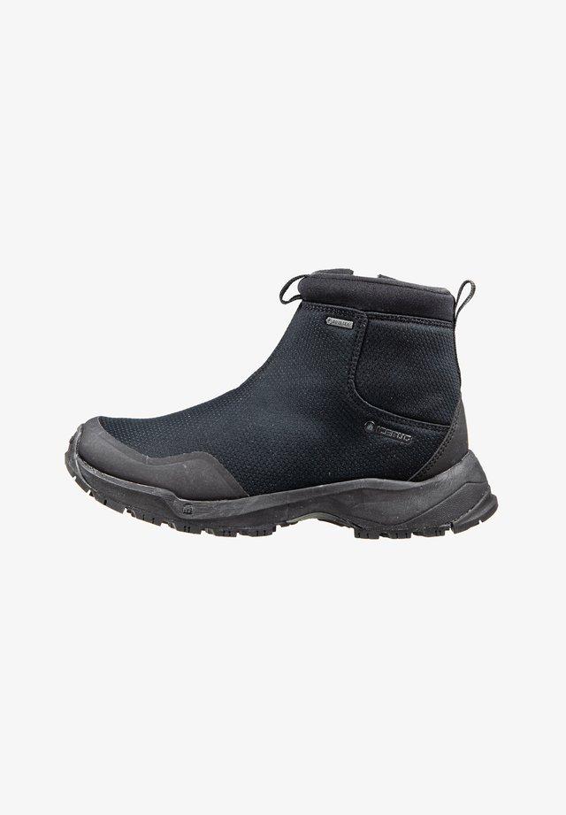 NOR M MICHELIN WIC GTX - Winter boots - black