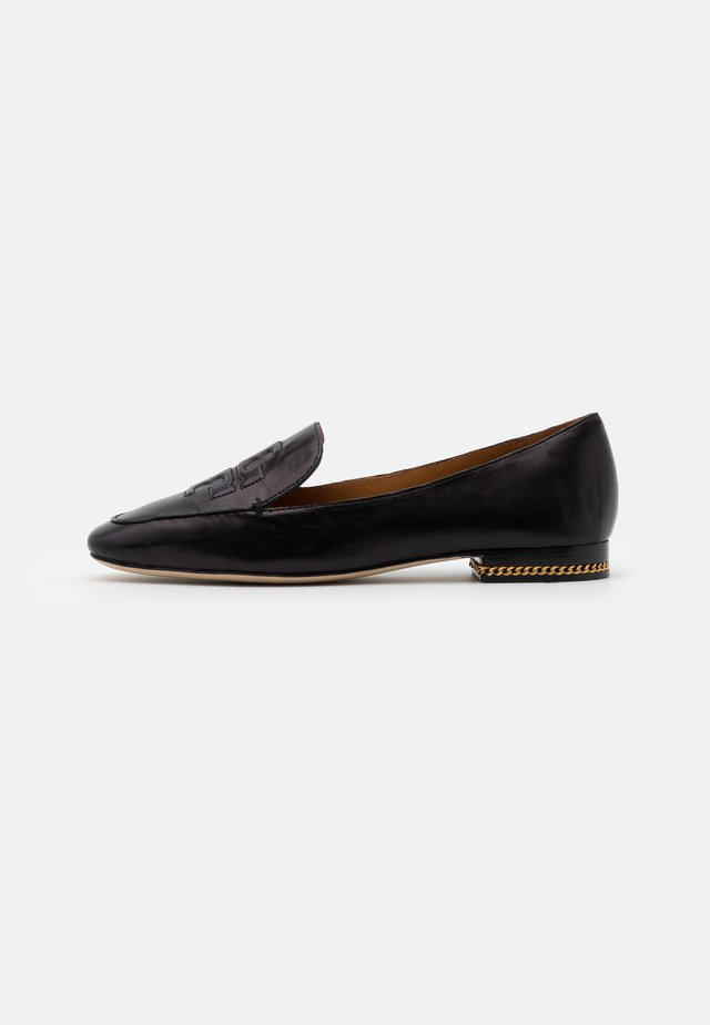 LOAFER - Scarpe senza lacci - perfect black