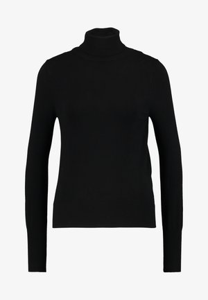 ONLVENICE ROLLNECK - Jumper - black