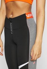 Nike Performance - ICON CLASH  - Medias - black/smoke grey/white - 4