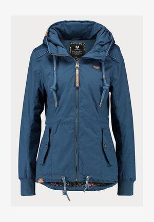 DANKA - Krátký kabát - blue