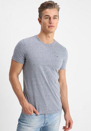ESSENTIAL TRIBLEND TEE - T-shirt basic - grey