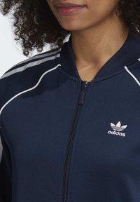 adidas Originals - PRIMEBLUE SST TRACK TOP - Training jacket - blue - 5