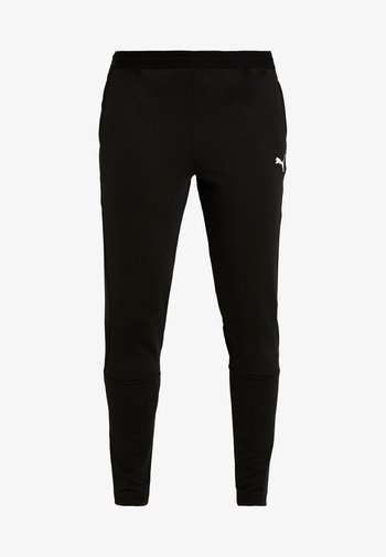 LIGA TRAINING PANTS  - Tracksuit bottoms - black/white