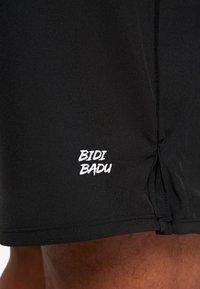 BIDI BADU - HENRY  - Urheilushortsit - black - 4