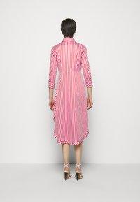 HUGO - EBIKA - Košilové šaty - open pink - 2