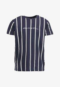Kings Will Dream - MOFFAT - T-shirt imprimé - navy/grey - 4