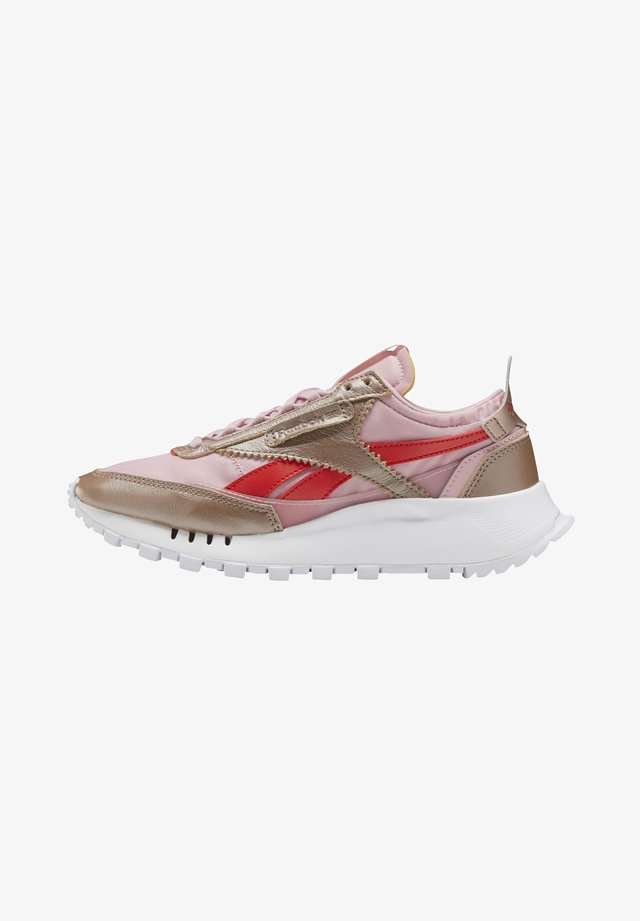 CLASSIC LEATHER LEGACY SHOES - Trainers - pink