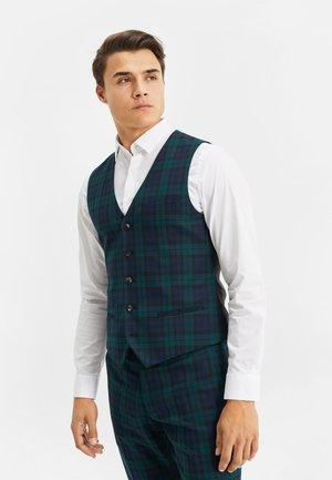 GERUIT, DARREN BLACKWATCH - Suit waistcoat - multi-coloured