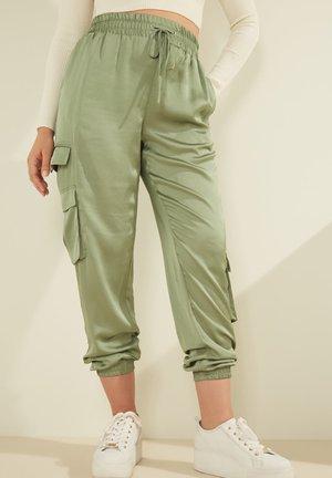 Tracksuit bottoms - groen