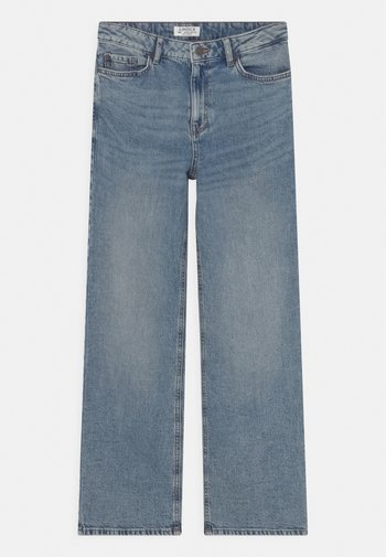 WIDE LALEH - Jeans Relaxed Fit - blue denim