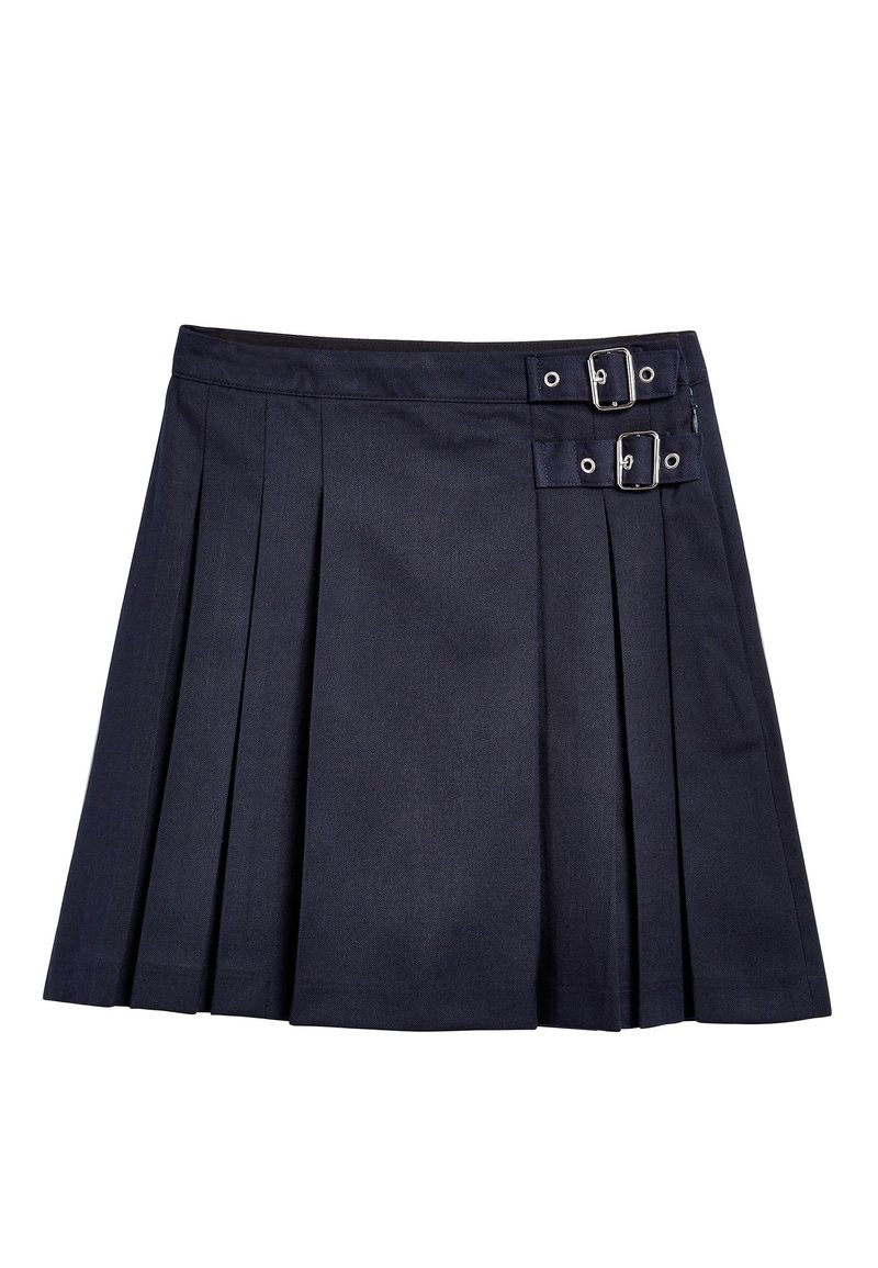 Next - NAVY KILT (3-16YRS) - A-line skirt - blue
