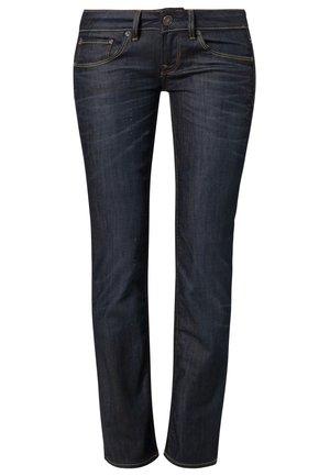 3301 STRAIGHT - Straight leg jeans - comfort nexicon denim