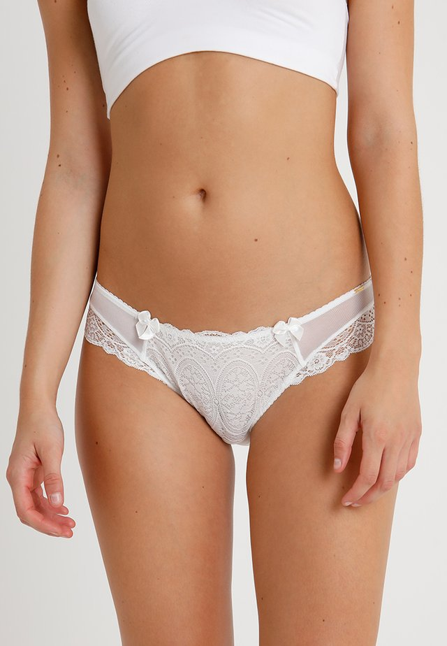 NEW TORI BRIEF - Briefs - ivory