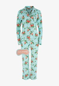PJ Salvage - Pyjamas - mint green - 3