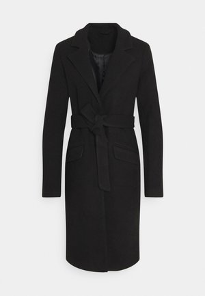 VIVICKI COAT - Mantel - black