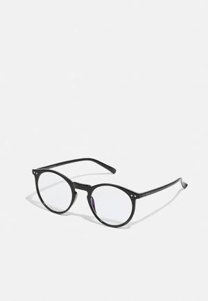 JACLION BLUE LIGHT GLASSES - Other accessories - black