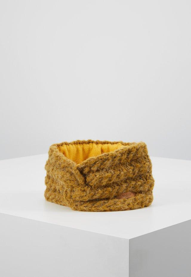 VALLERIA HEADBAND - Ørevarmere - mustard