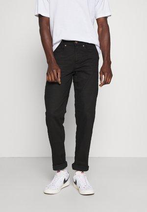 RILEY - Jeans Straight Leg - black