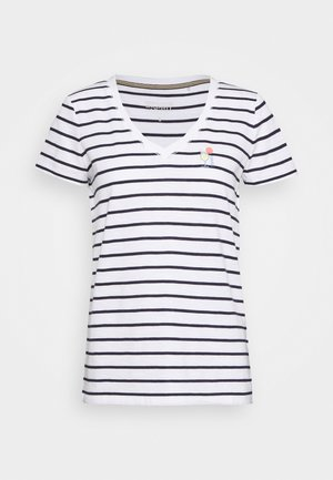 CORE - T-shirt con stampa - navy