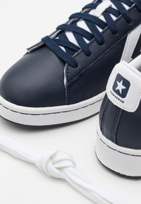 Converse - PRO UNISEX - Sneakers laag - obsidian/white - 5