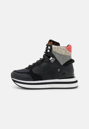 AURLAND - Šněrovací kotníkové boty - multicolor