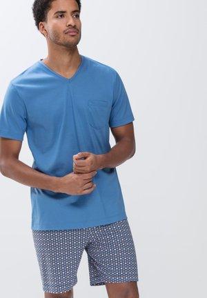 Pyjamas - royal blue