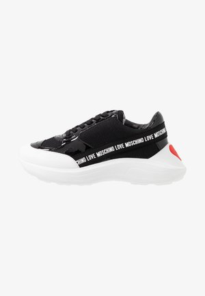 SUPER HEART - Sneakers laag - nero