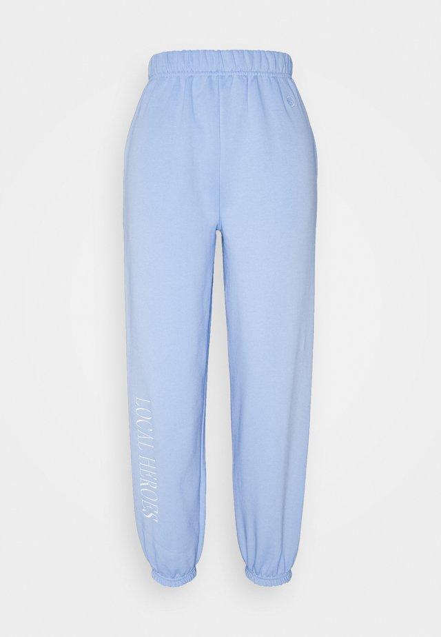 Träningsbyxor - light blue