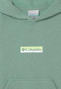 Columbia - PARKHOODIE UNISEX - Hoodie - aqua tone - 2