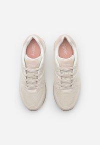 Esprit - AMBRO LU - Sneakers basse - beige - 5