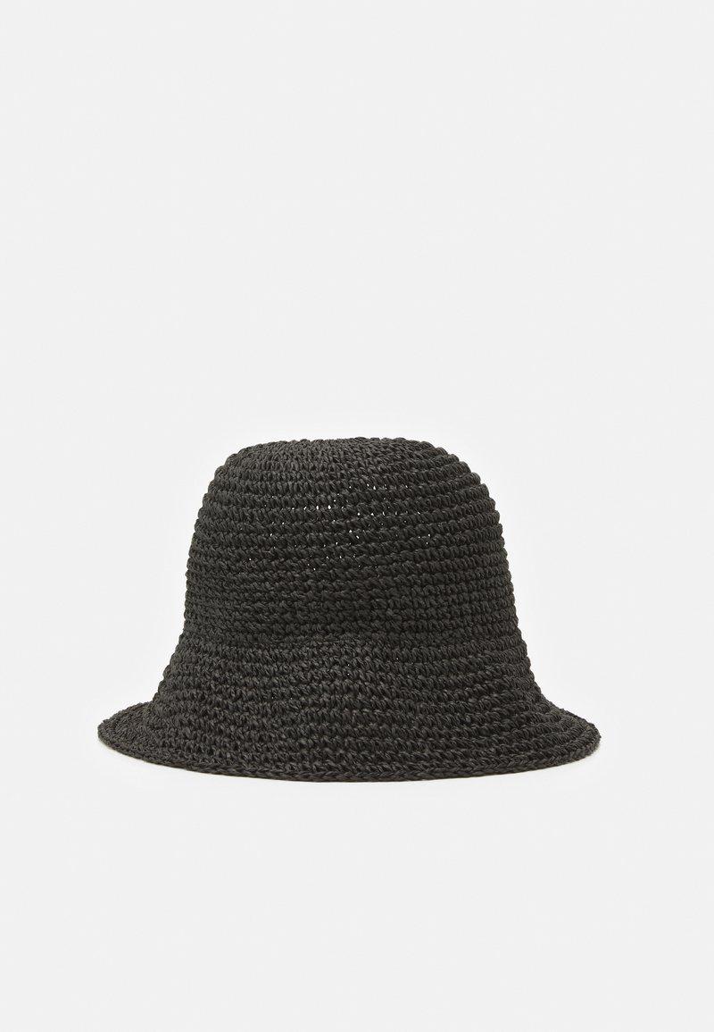 Weekday - BEAM BUCKET HAT - Chapeau - black