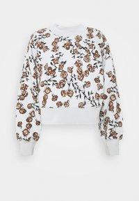 Won Hundred - LILOU CREW  - Sweater - ice flower - 0