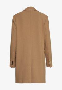 Mos Mosh - CHRISTIE WALL COAT - Short coat - burro camel - 1