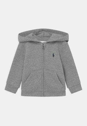 HOOD - Sweater met rits - dark heather