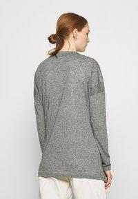 Vero Moda - VMSUPER  - Kardigan - light grey melange - 2