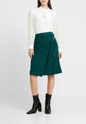 Pencil skirt - rainforest