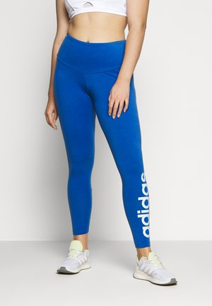 ESSENTIALS TRAINING SPORTS LEGGINGS - Tights - royblu/skytin
