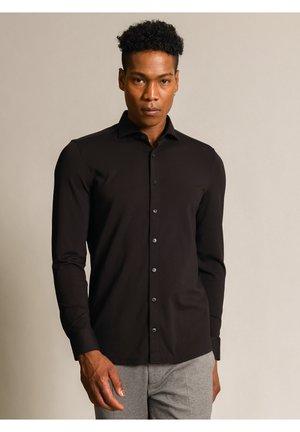 PIQUE - Zakelijk overhemd - schwarz