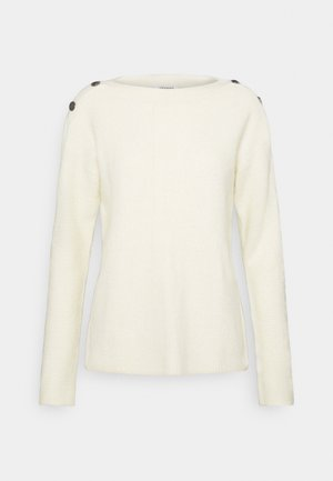 Jumper - cream beige