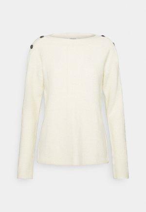 Sweter - cream beige