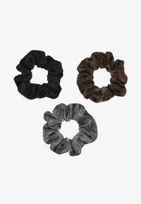 Even&Odd - 3 PACK - Hair Styling Accessory - black/gold/silver - 5