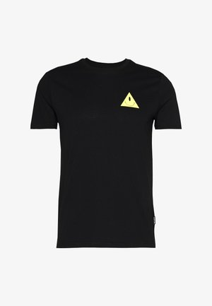 UNISEX EYE TEE - T-shirt med print - black