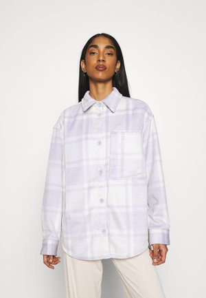 BENNY  - Button-down blouse - purple