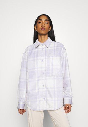 BENNY  - Button-down blouse - purple