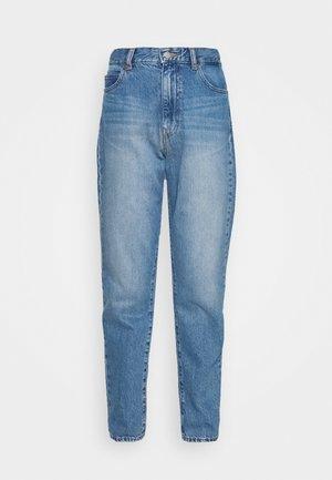 NORA - Jeans baggy - empress blue